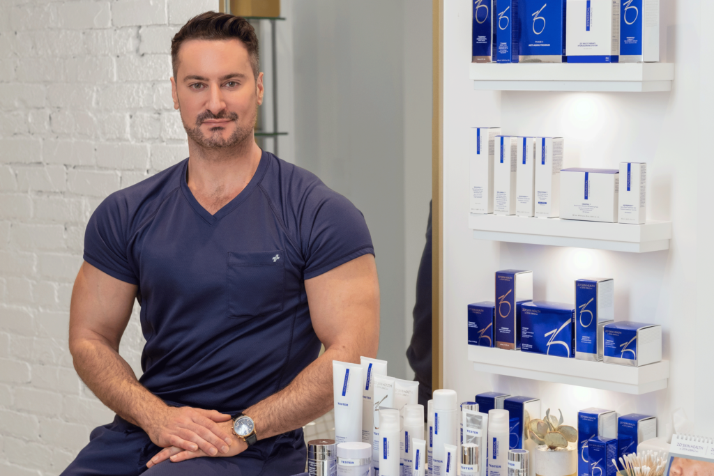 ZO products at Skin Technique in Vancouver